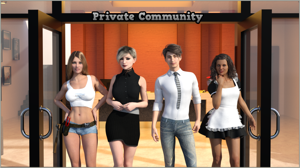 Private Community – Version 0.80 – Update