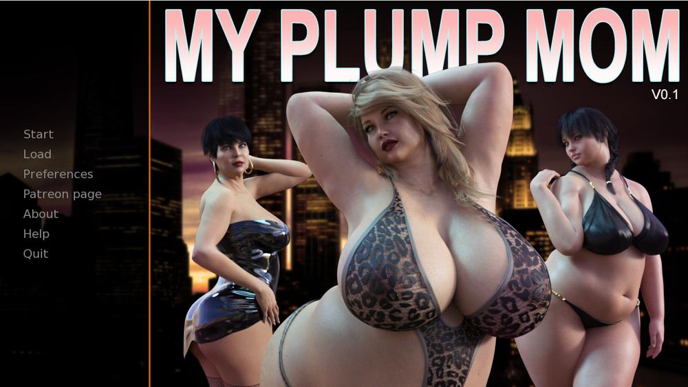 My Plump Mom - Version 0.1 Fix