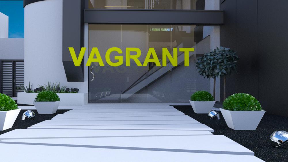 Vagrant - Prologue Fixed