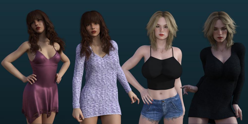 College Girls - Version 0.05 - Update