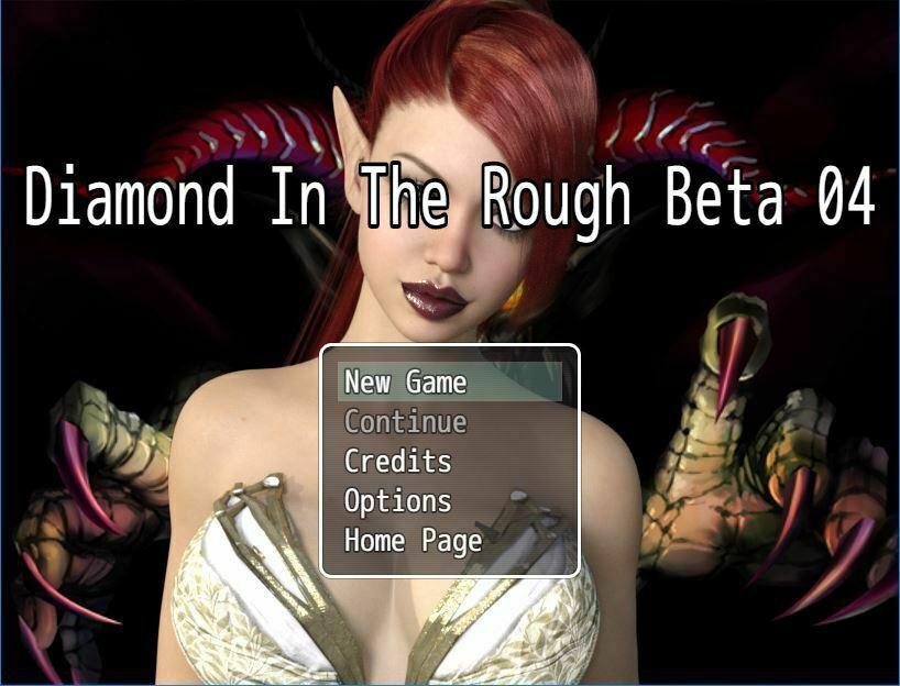 Diamond in the Rough - Version 0.4a Beta - Update
