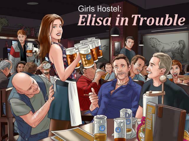 Girls Hostel: Elisa in Trouble – Version 0.6.2 – Update