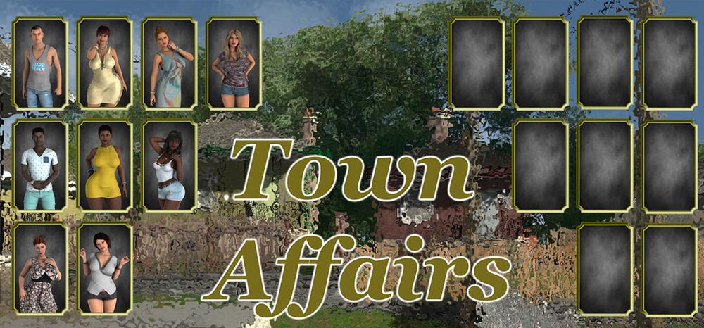 Town Affairs - Version 0.3.2 - Update