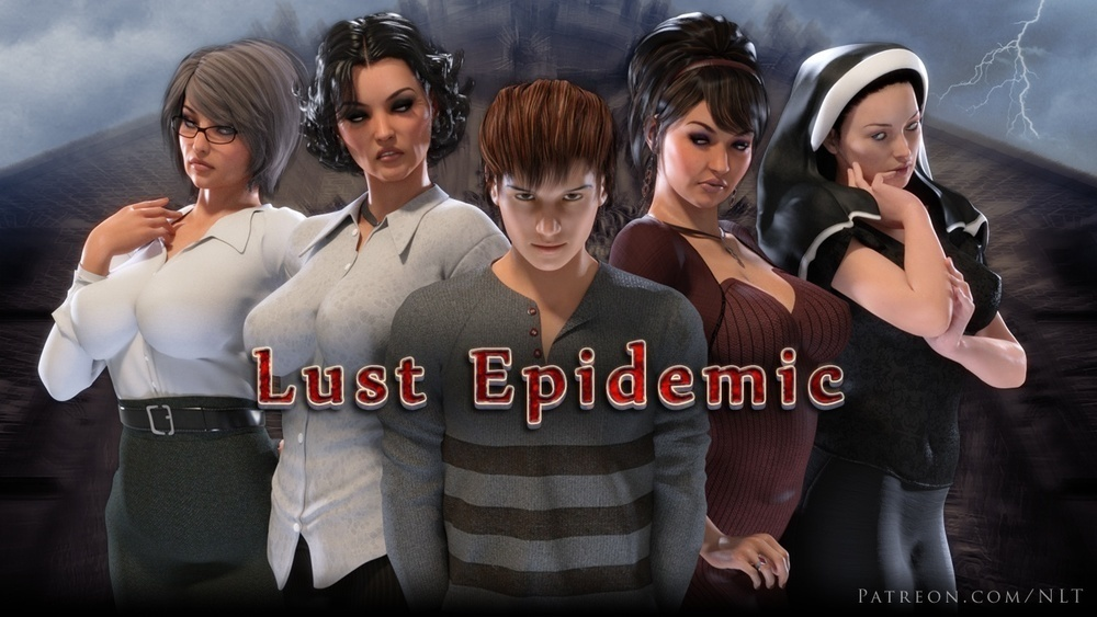 Lust Epidemic – Version 09101 & Incest Patch & Extras – Update