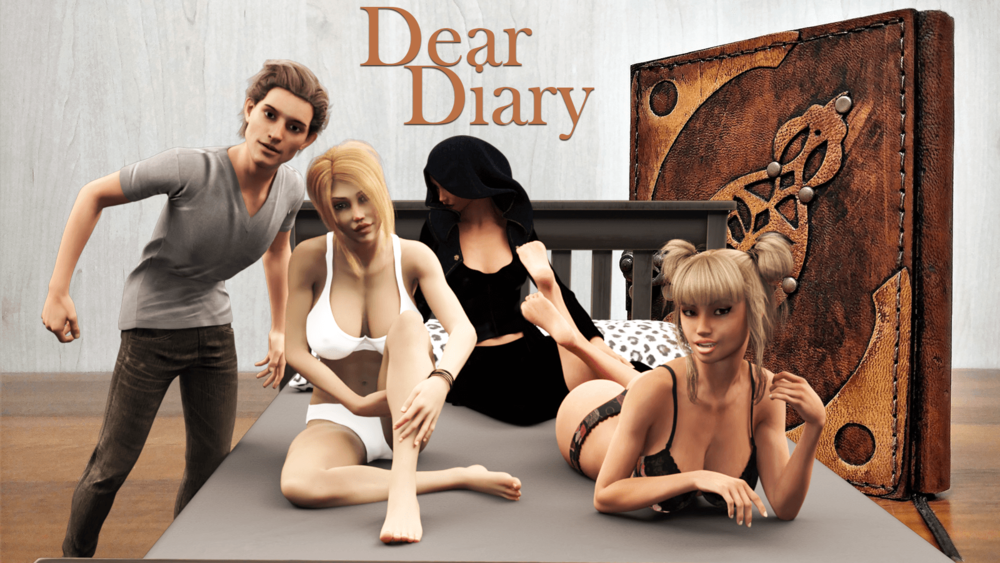 Dear Diary - Version 0.1.4.1