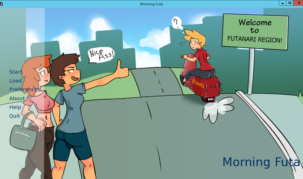 Morning Futa – Version 0.1.7