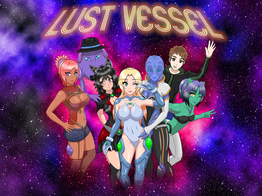 Lust Vessel - Version 0.16 - Update