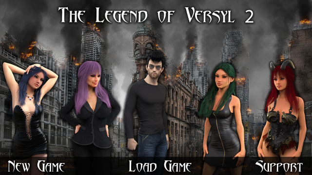 The Legend of Versyl 2 – Version 0.1