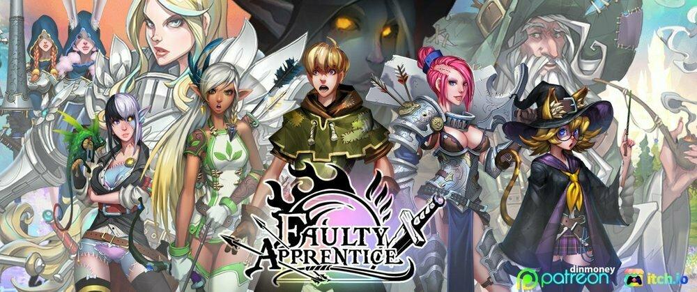 Faulty Apprentice – Version 0.2.1