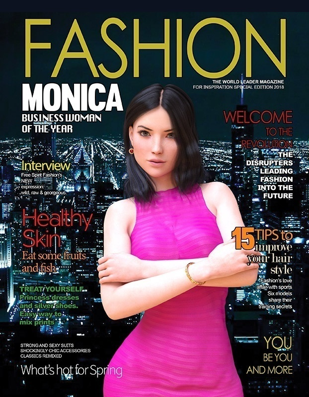 Fashion Business: Monica's Adventures – EP1 – Completed