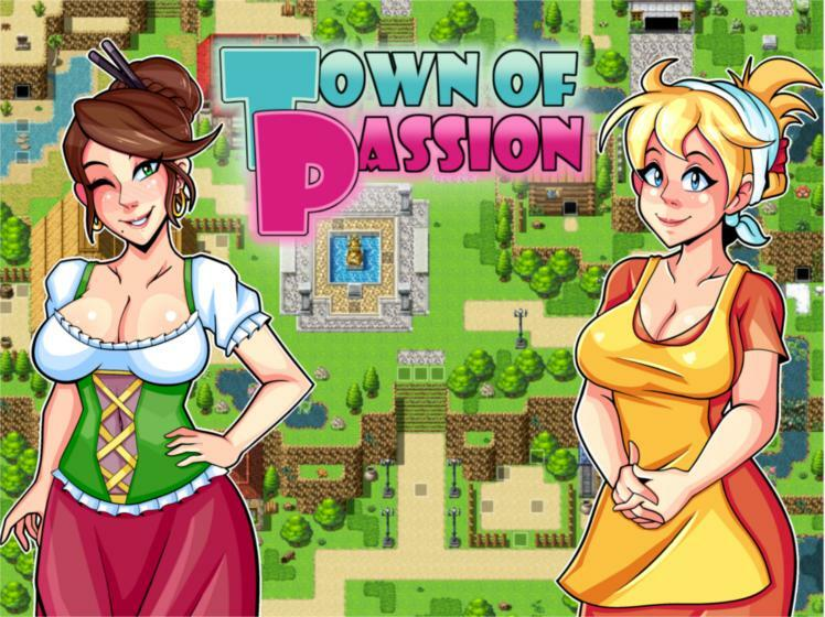 Town of Passion – Version 0.9.1 Beta