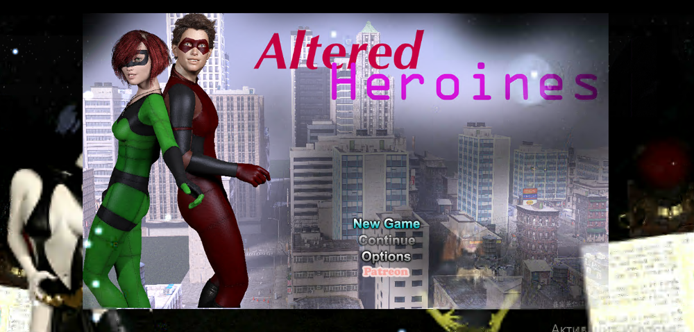 Altered Heroines – Version 0.9 – Update