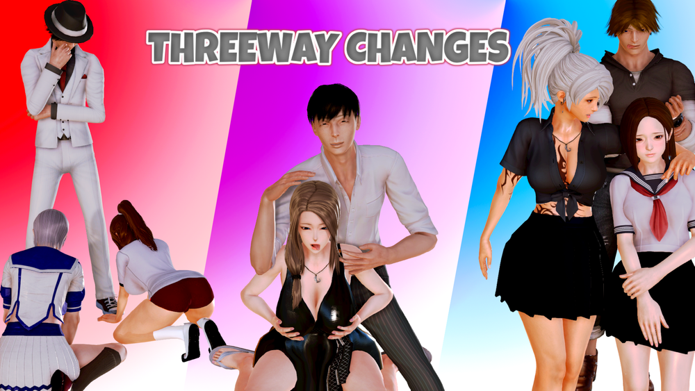Threeway Changes – Version 0.2b – Update