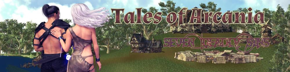 Tales of Arcania – Beta 0.1 – Update