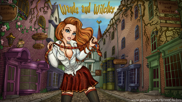 Wands and Witches - Version 0.91 - Update
