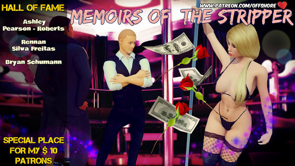 Memoirs Of The Stripper - Part 1 Full - Update