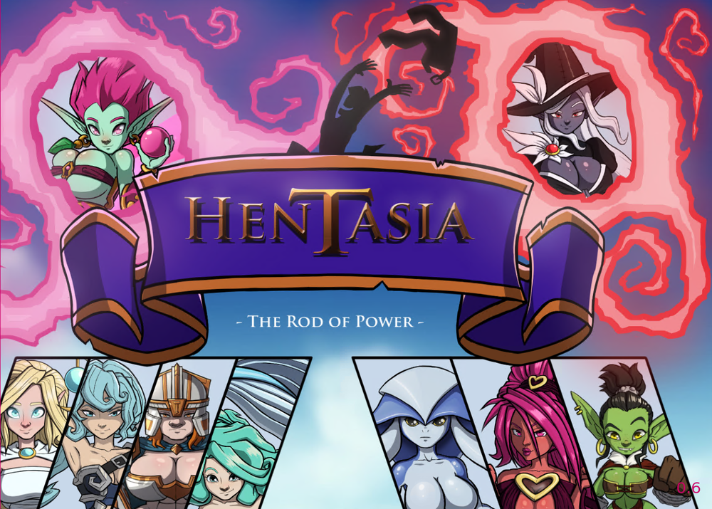 Hentasia - The Rod of Power - Version 0.83 - Update