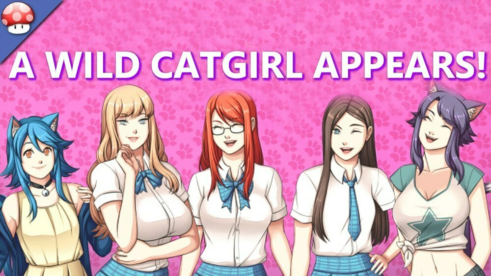A Wild Catgirl Appears! – Complete
