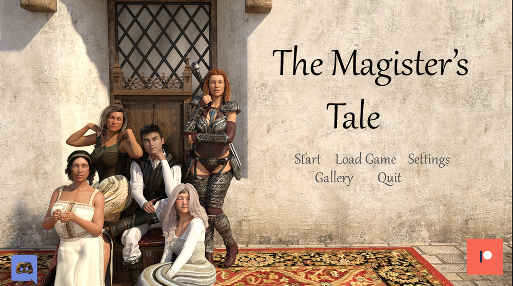 The Magister's Tale – Chapter 1 Extra Content – Update