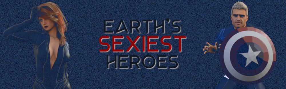 Earth's Sexiest Heroes – Version 0.2