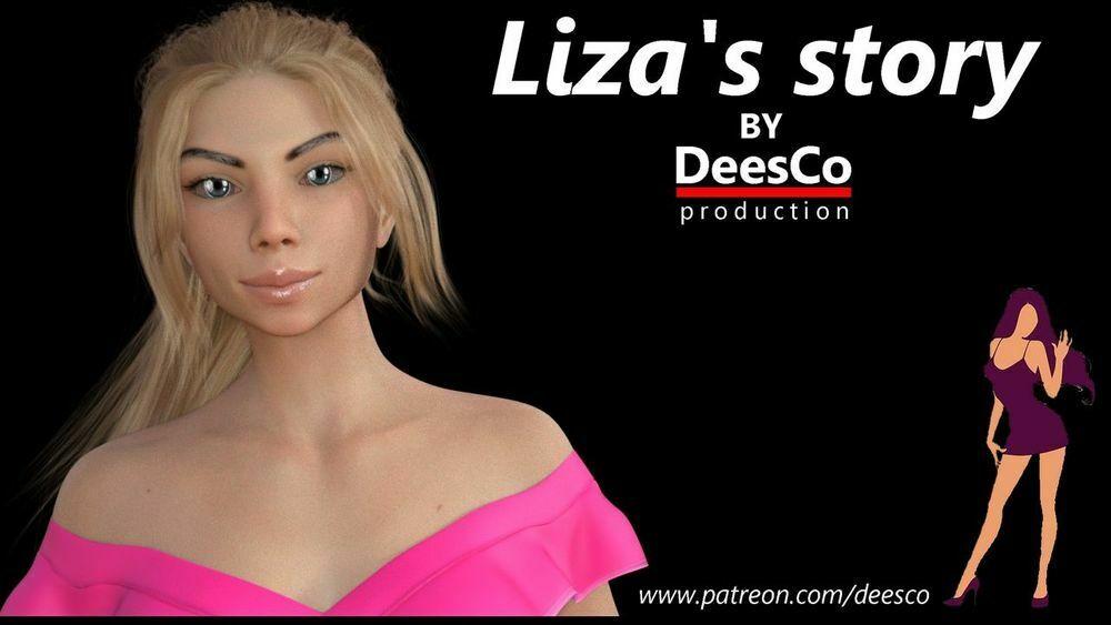 Liza's Life - Version 0.07 - Update