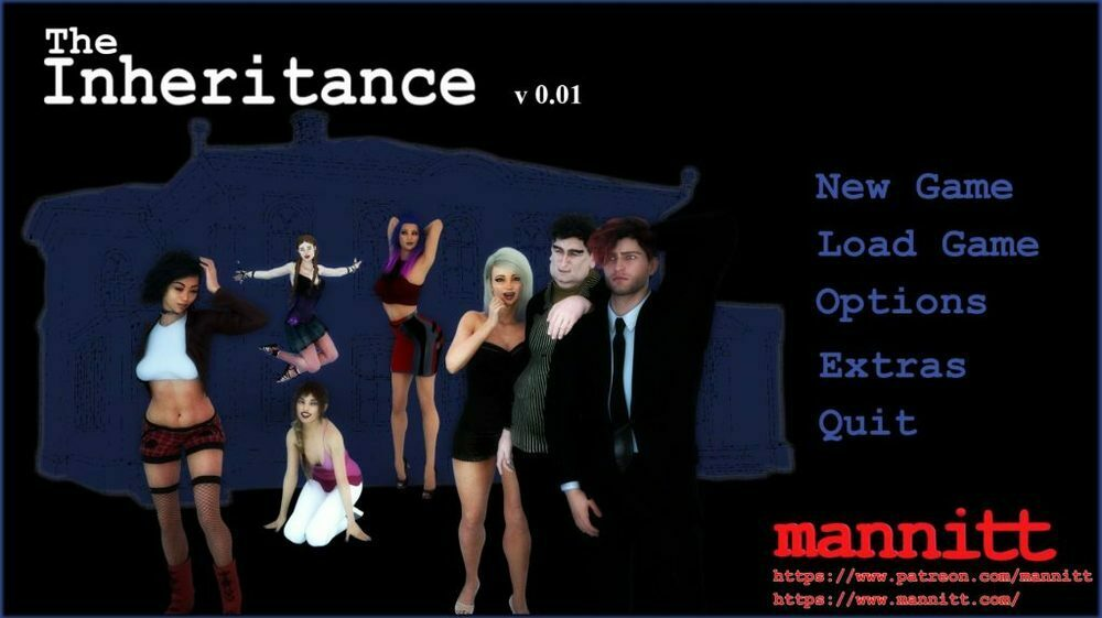 The Inheritance - Version 0.04 - Update