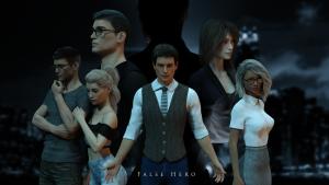 False Hero – Version 0.30 – Update