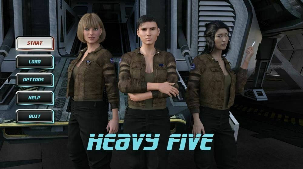 Heavy Five - Chapter 3 Remastered - Update