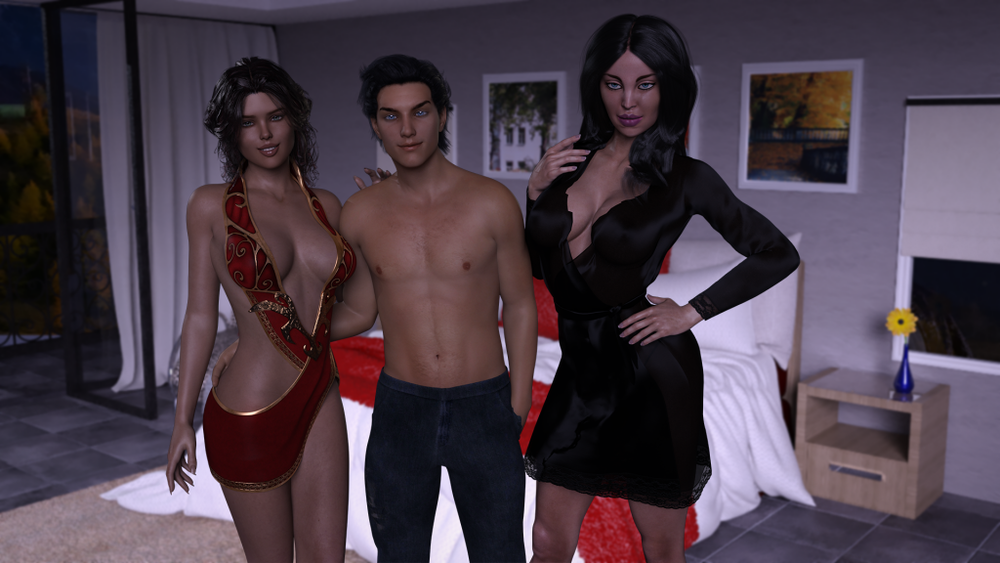 Lust Ascension Story - Version 0.2a - Update
