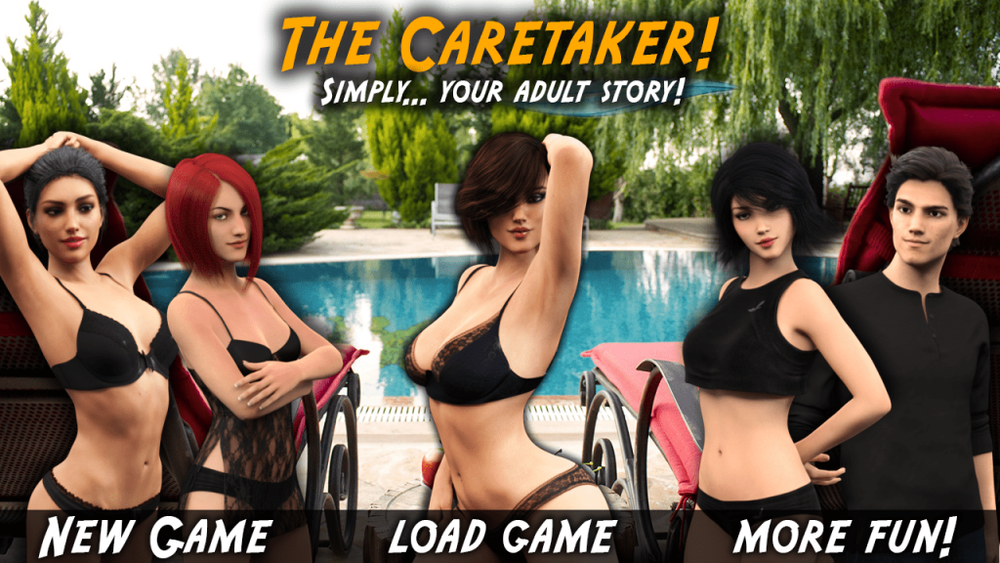 The Caretaker - Version 0.29