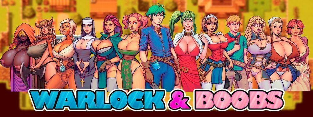 Warlock and Boobs - Version 0.338 - Update