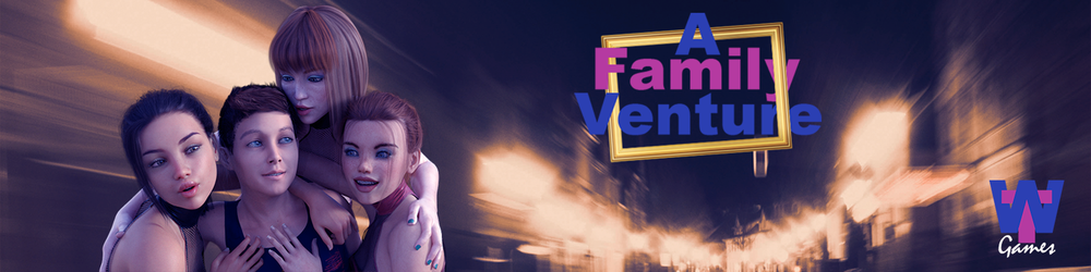 A Family Venture – Version 0.01b