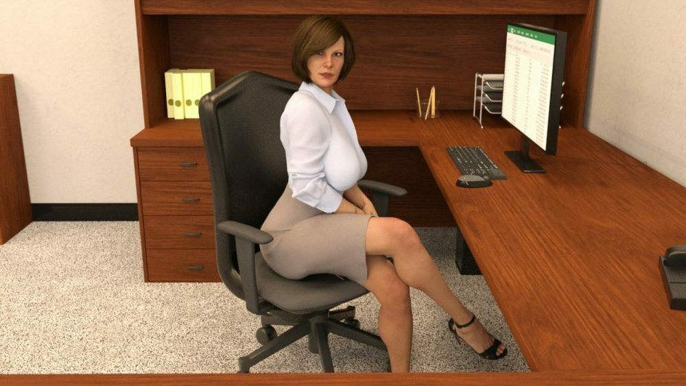 Work Overtime With My Boss - Version 1.0