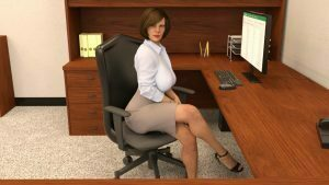 Work Overtime With My Boss – Version 1.0