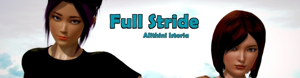 Full Stride – Chapter 3 – Update