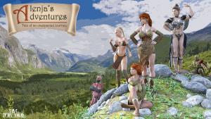 Alenja's Adventures – Version 0.21 Final – Update
