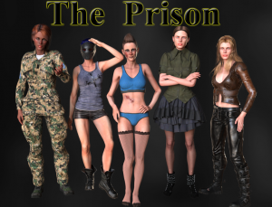 The Prison – Version 1.01 – Completed