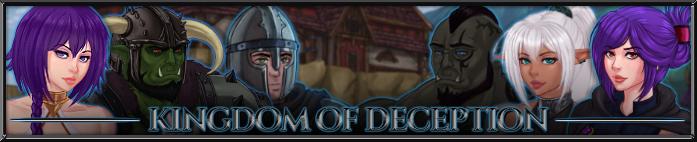Kingdom of Deception - Version 0.11.0 - Update
