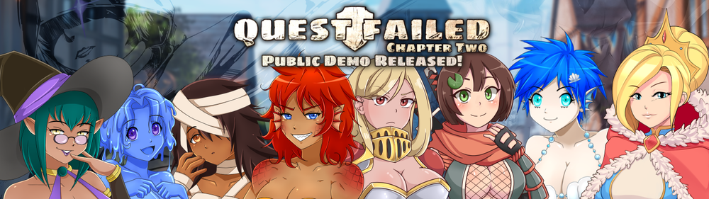 Quest Failed – Chapter 2