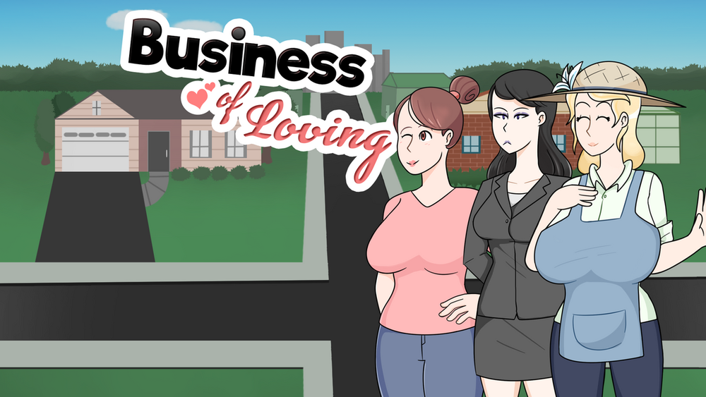 Business of Loving - Version 0.8i - Update