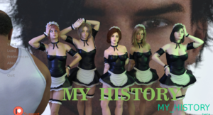 My History – Version 0.002 – Update