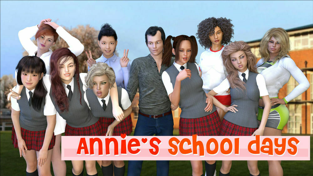Annie's School Days - Version 0.7 - Update