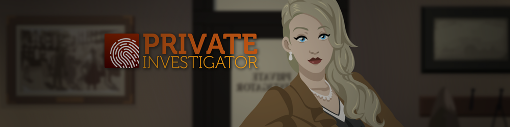 Private Investigator - Version 1.0 - Completed