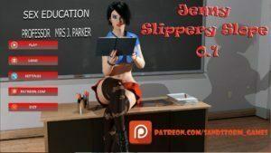 Jenny Slippery Slope – Version 0.1