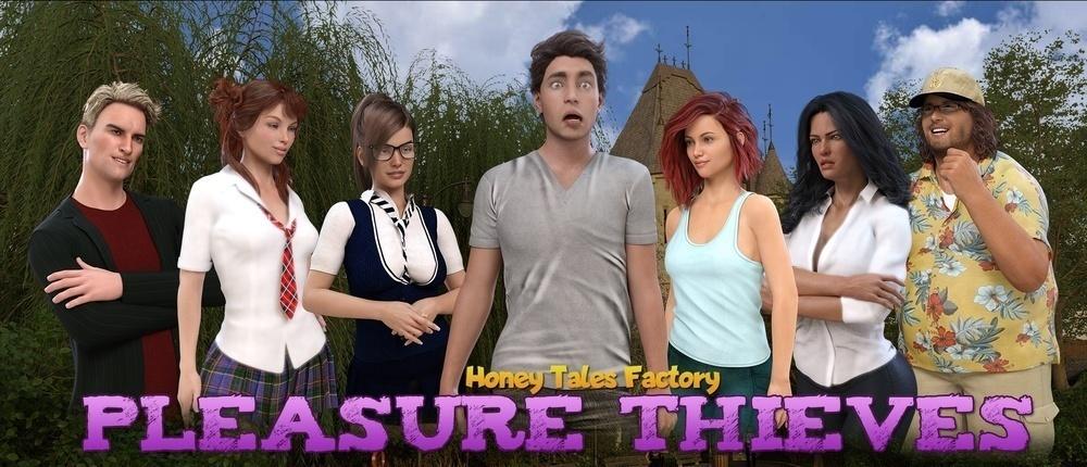 Pleasure Thieves - Ch4-4.0.0.1 - Update