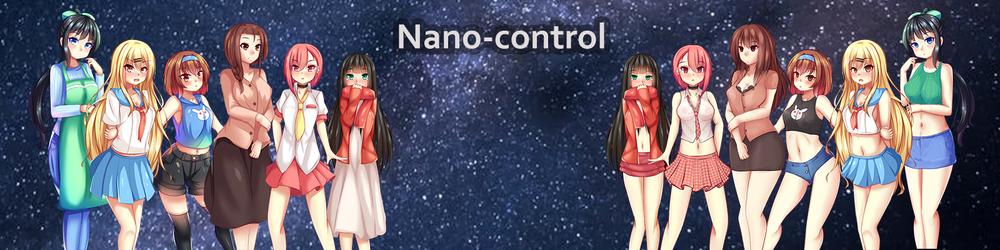Nano-control - Version 1.1 - Update