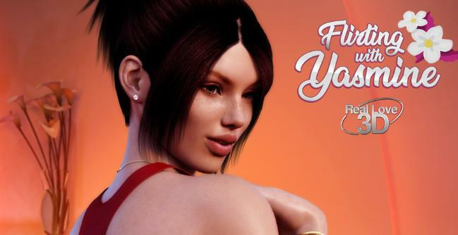 Flirting with Yasmine – Version 0.0.1