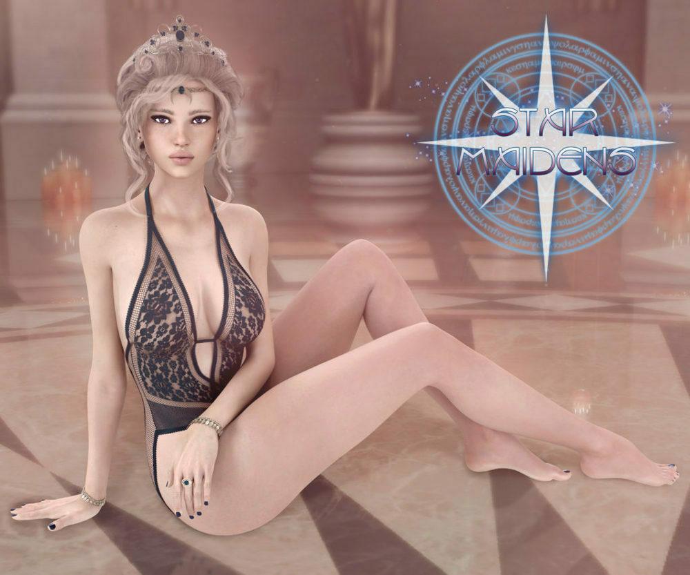 Star Maidens - CH 2 - Version 0.2 - Update