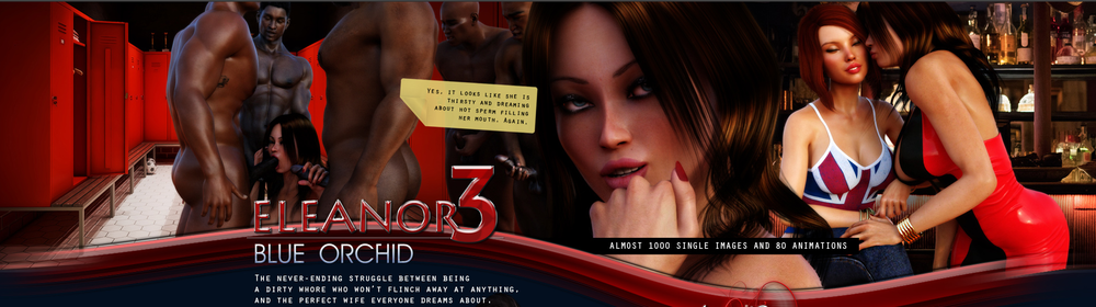 Eleanor 3: Blue Orchid – Version 1.0.2