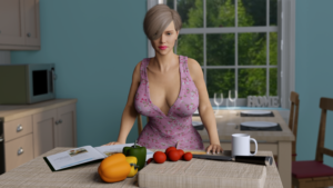 House of Seduction Remastered – Version 1 Part 1